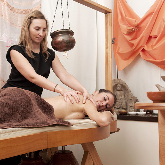 Abyanga o Massaggio