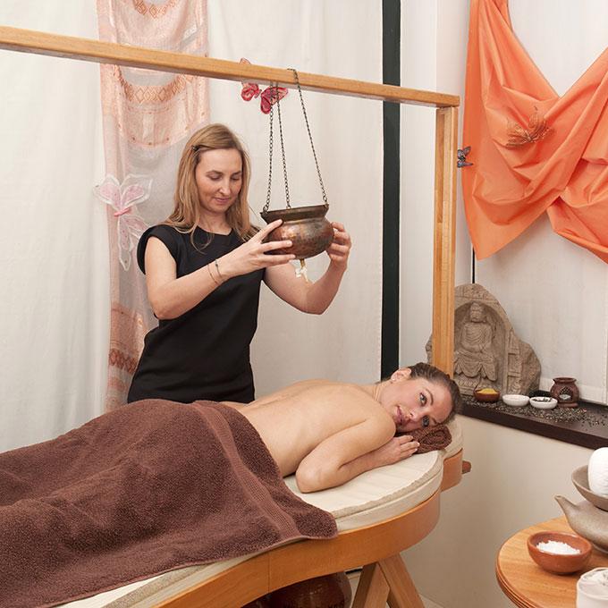 Oleazione Corpo Relax